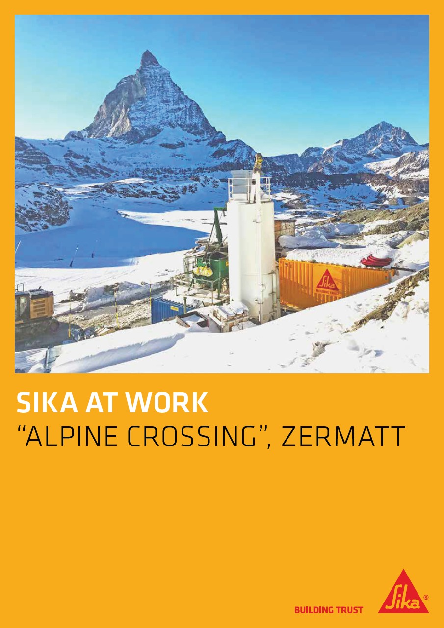 Alpine Crossing, Zermatt