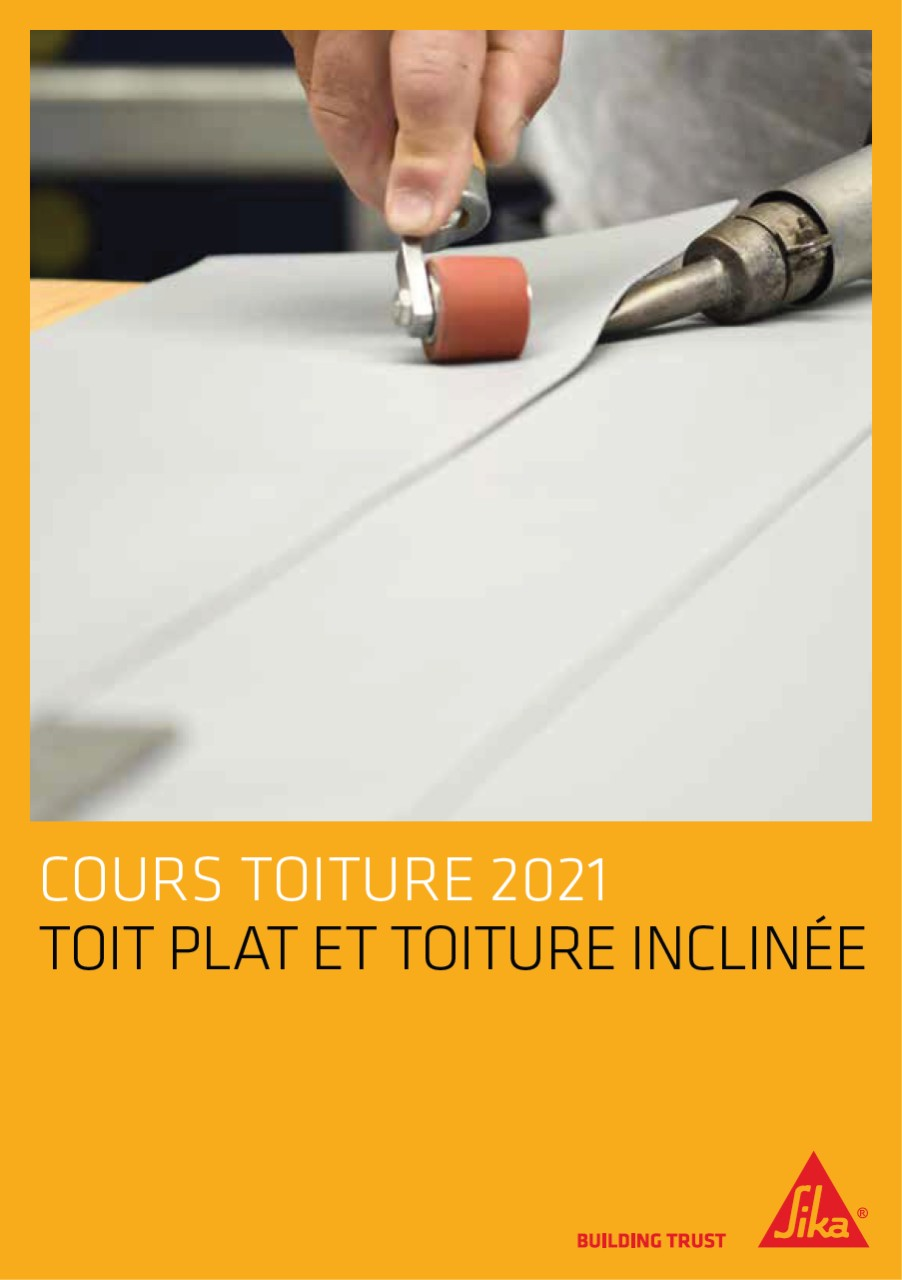 Cours toiture 2021
