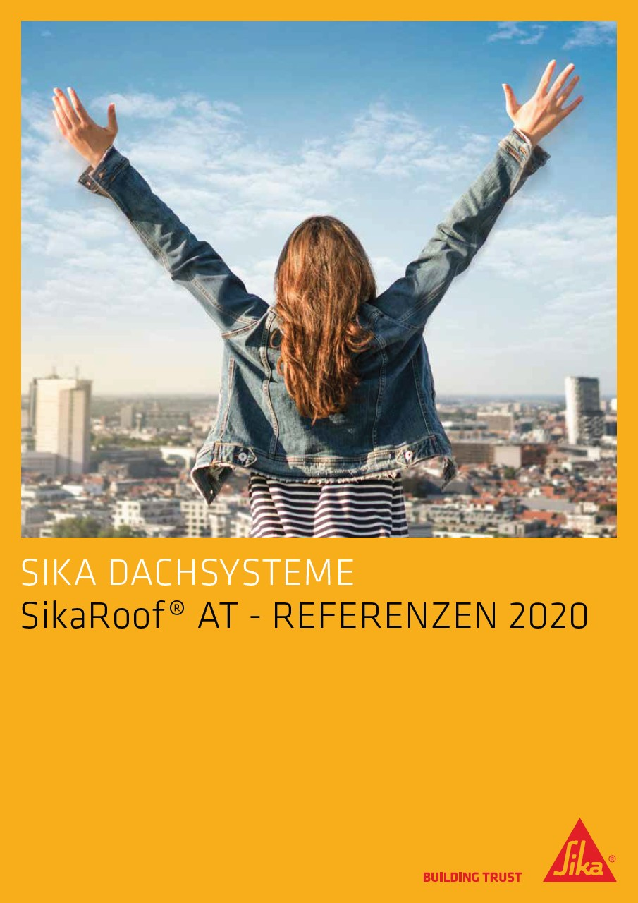 SikaRoof AT - Referenzen 2020