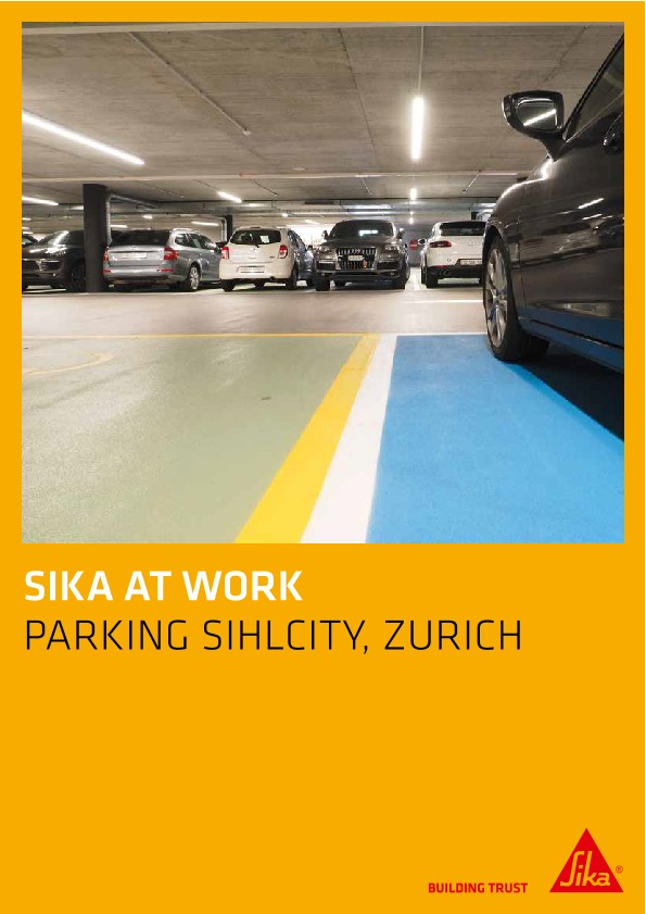 Parking Sihlcity, Zurich